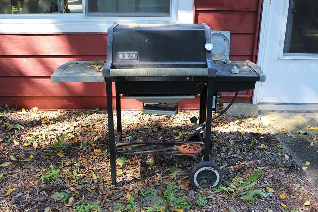 How Do I Find Replacement Parts For My Grill? | Burning