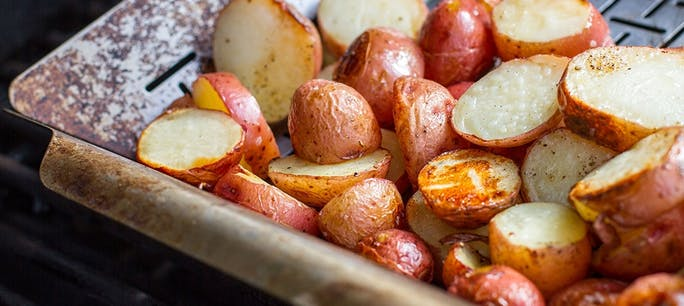58091943A537E  Grilled  Potatoes