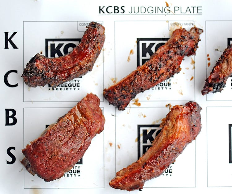 Insider Tips From A Certified Bbq Judge Burning