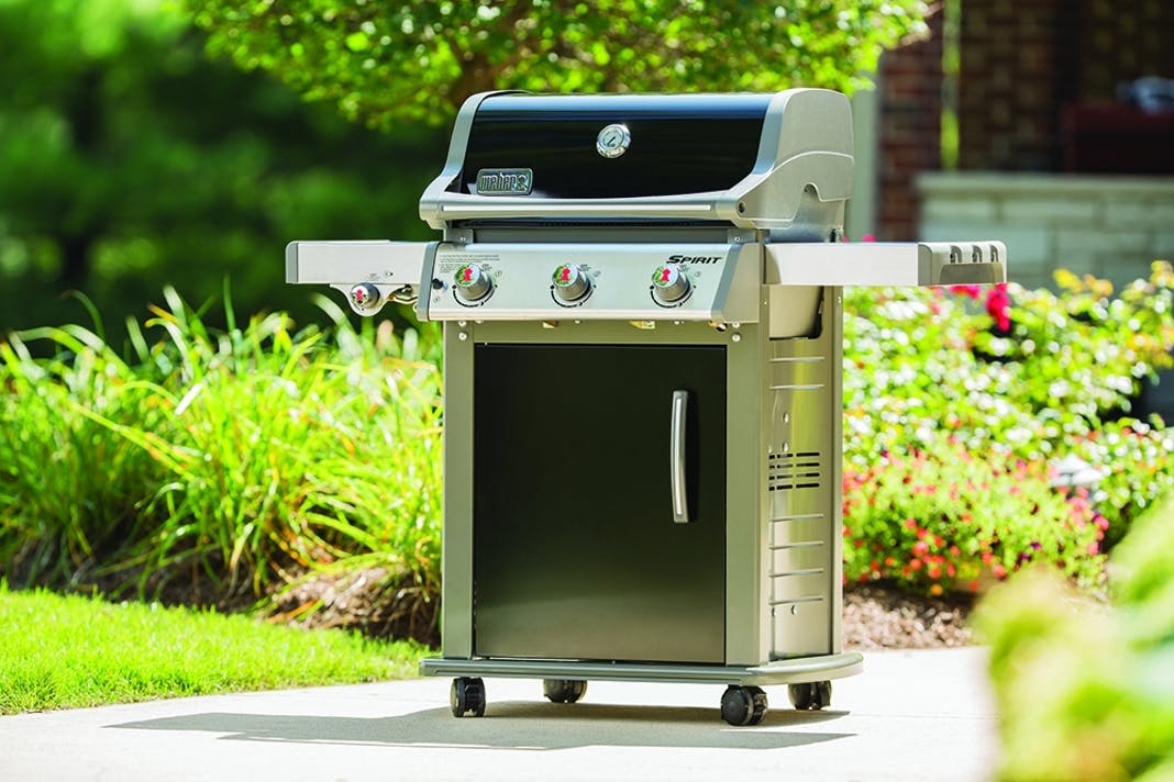 Can I Use Bulk Liquid Propane with My LP Grill? | Burning