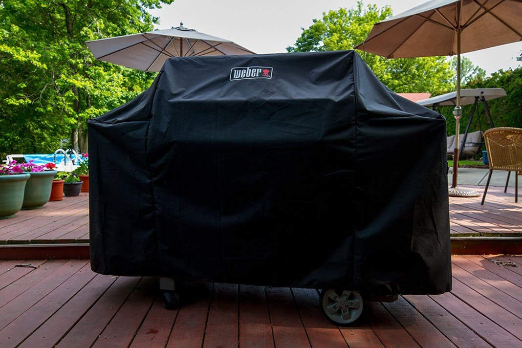Which Cover Fits My Genesis Ii Grill Burning Questions Weber Grills