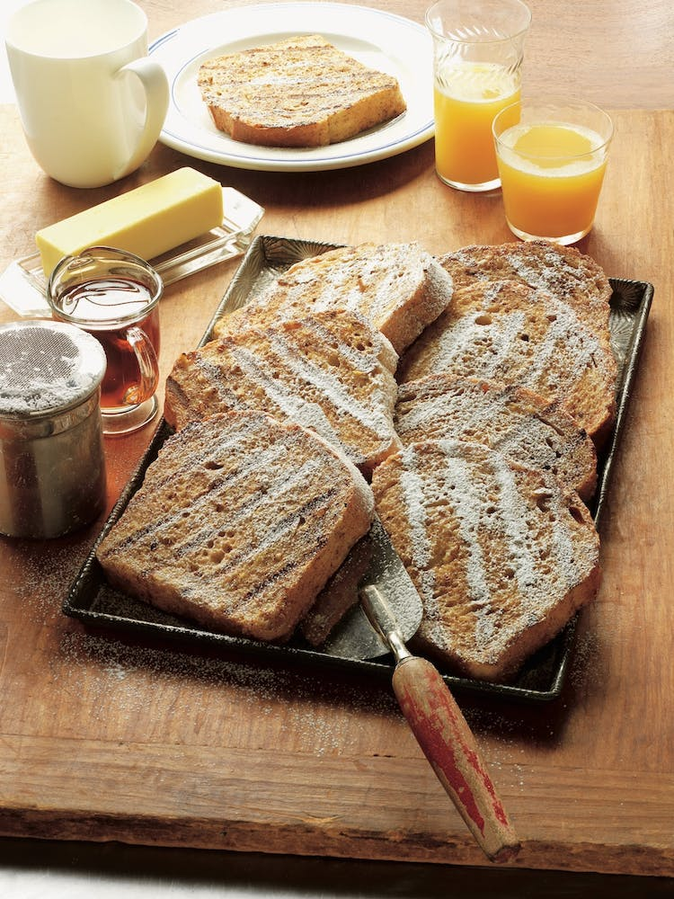Weber Gas Grill Parts >> How to Grill French Toast | Grilling Inspiration | Weber Grills