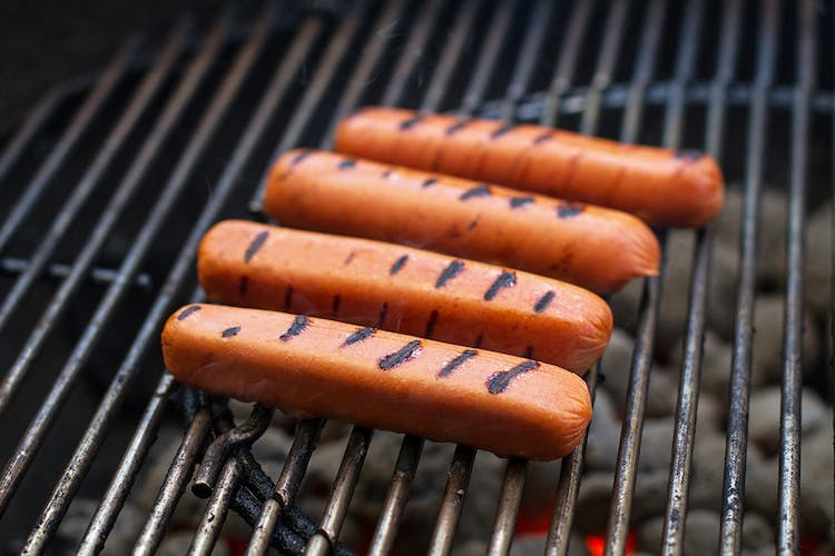 Weber Gas Grill Parts >> How to Grill Hot Dogs: Weber's Ultimate Guide | Grilling ...