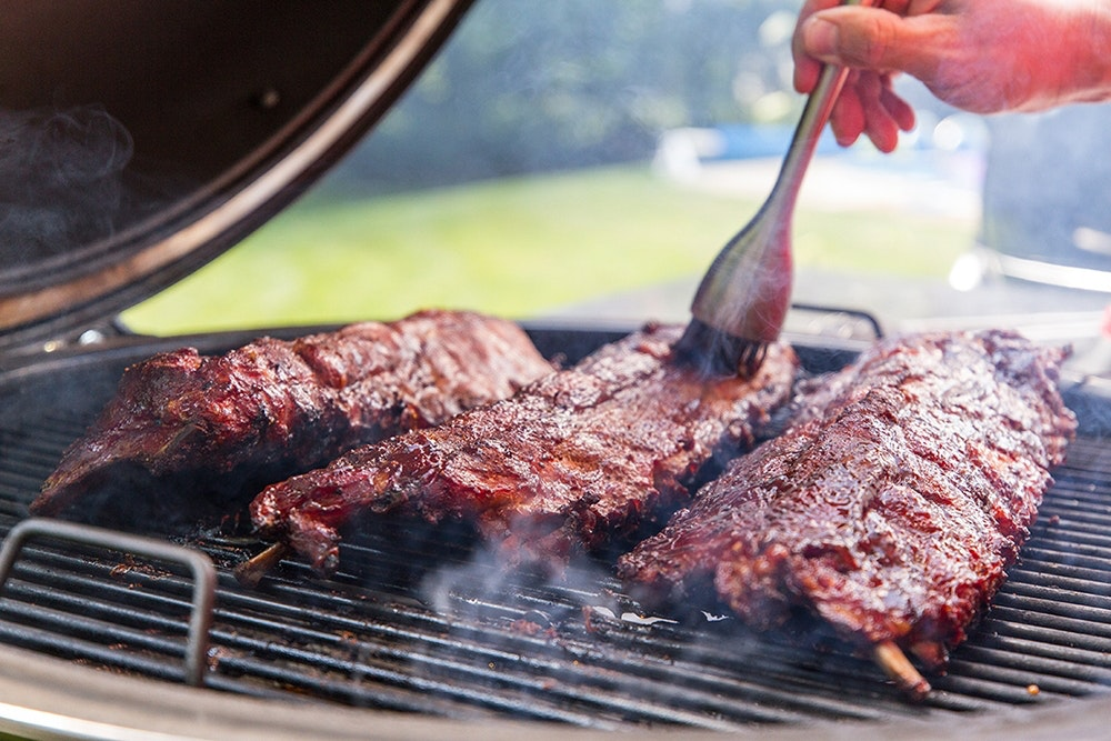 Classic Baby Back Ribs Grilling Inspiration Weber Grills