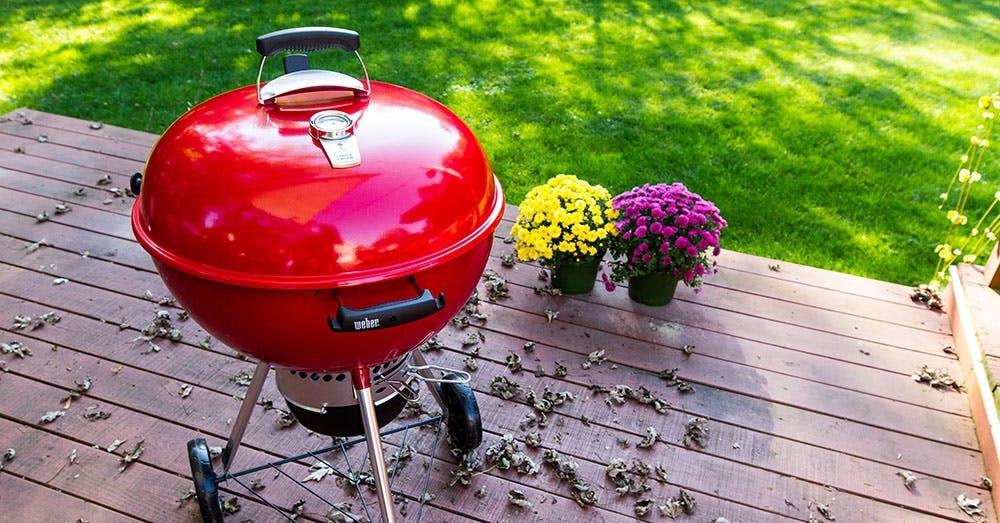 59Ef7D665Bf03  Weber  Red  Kettle