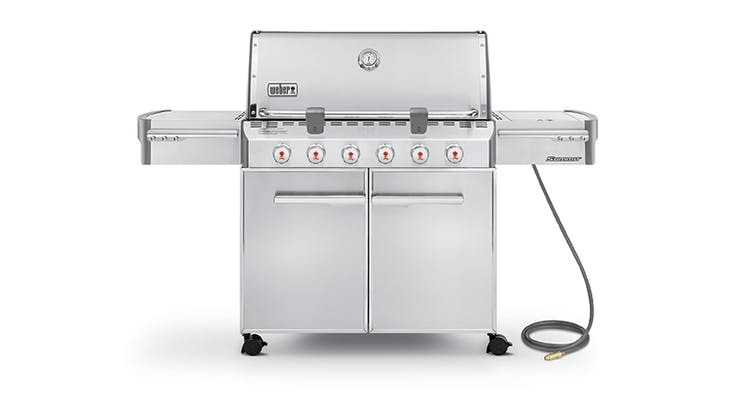 Can I Convert My Gas Grill Burning Questions Weber Grills
