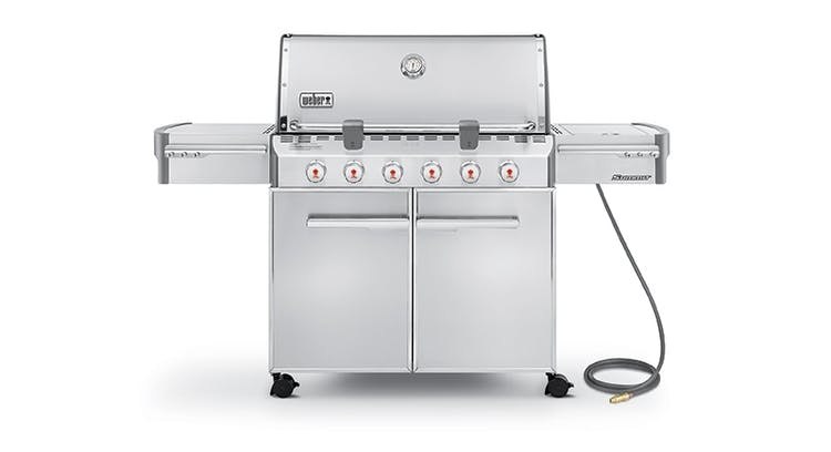 why won 39 t my natural gas grill get hot burning questions weber grills. Black Bedroom Furniture Sets. Home Design Ideas