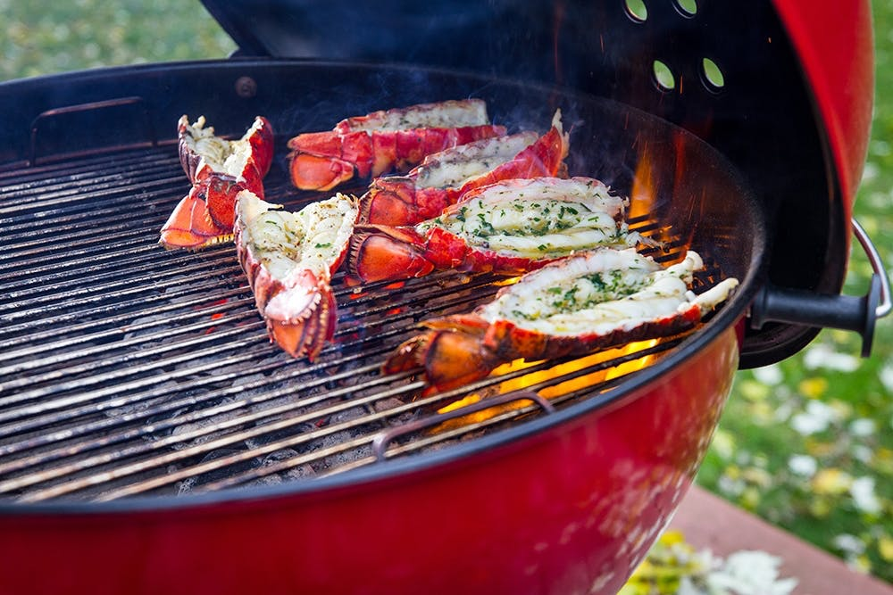 How To Grill A Lobster Tail   Tips & Techniques   Weber Grills