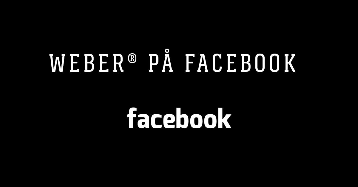 Weberfacebook No