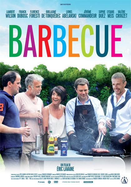 Barbecue Locandina