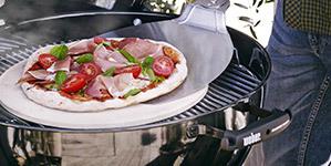 Tilbehor Pizzasten