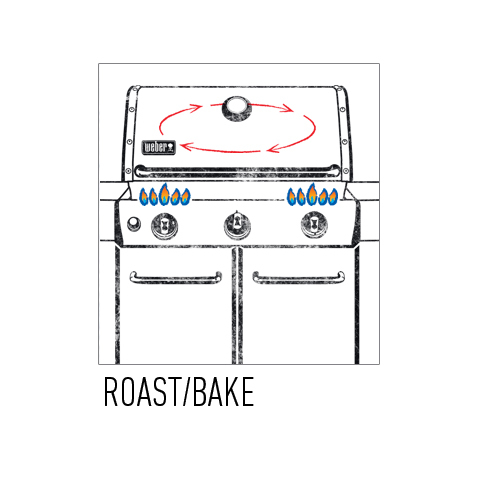 Gas Roast Bake