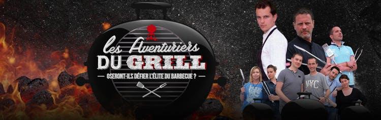 Les Aventuriers Du Grill
