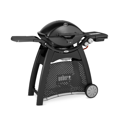 Image Of Gasgrill And Weber Q 1