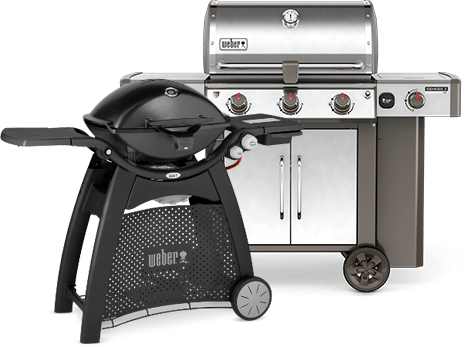Image Of Gasgrills And Weber Q