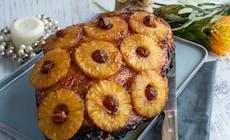 Easy Baked Glaze Ham