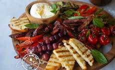 Grilled Grazing Platter