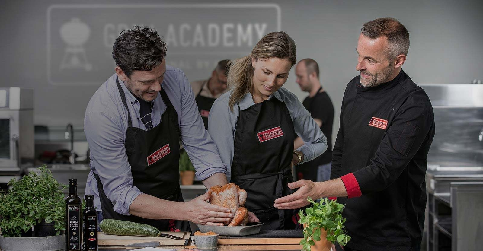 Grill Academy Kurse bequem online buchen