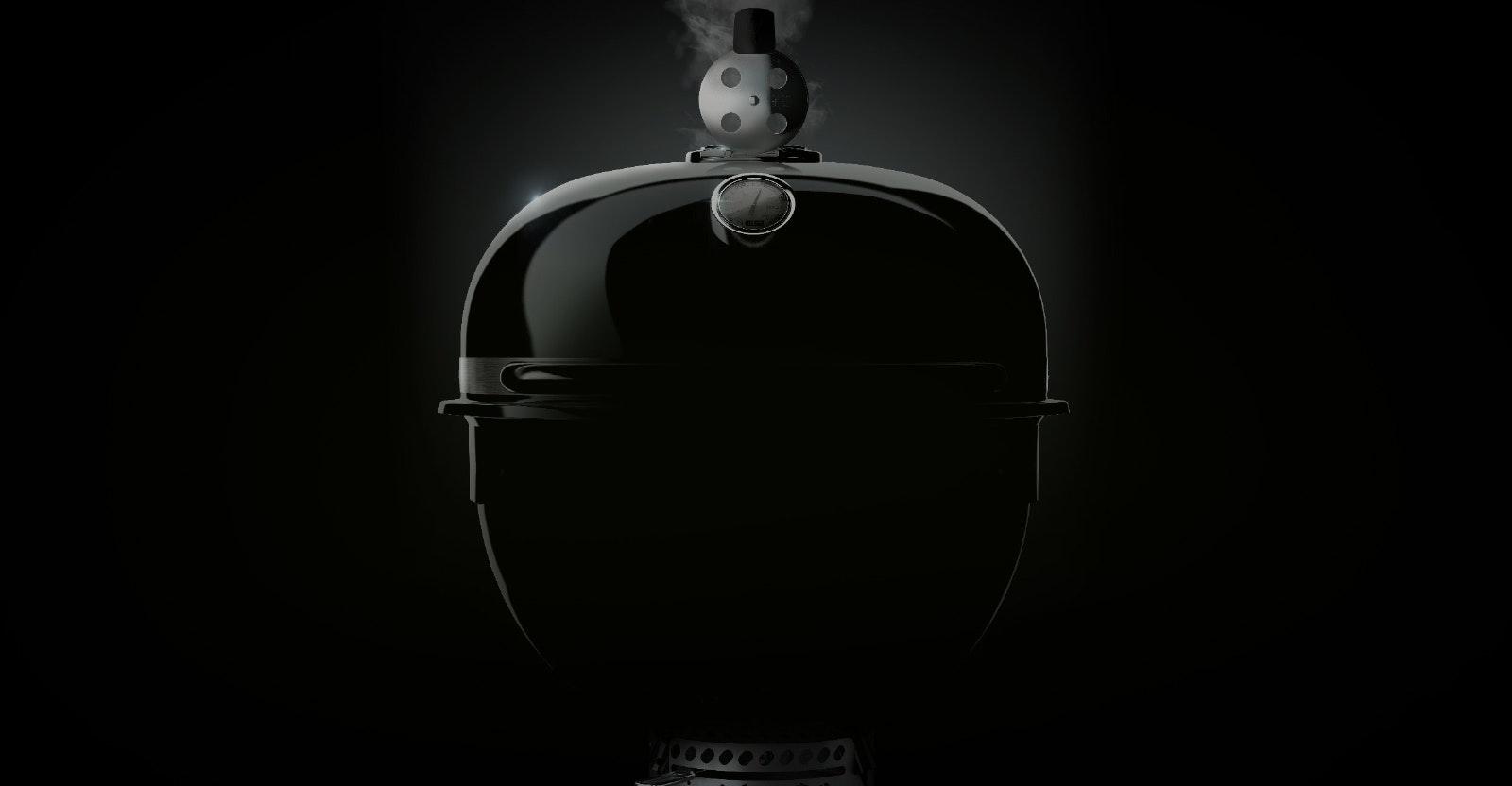 Een nieuwe barbecue wereld