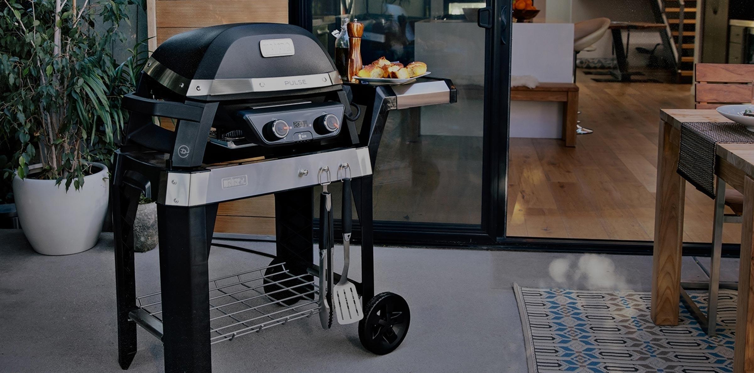 Upptäck framtidens grill