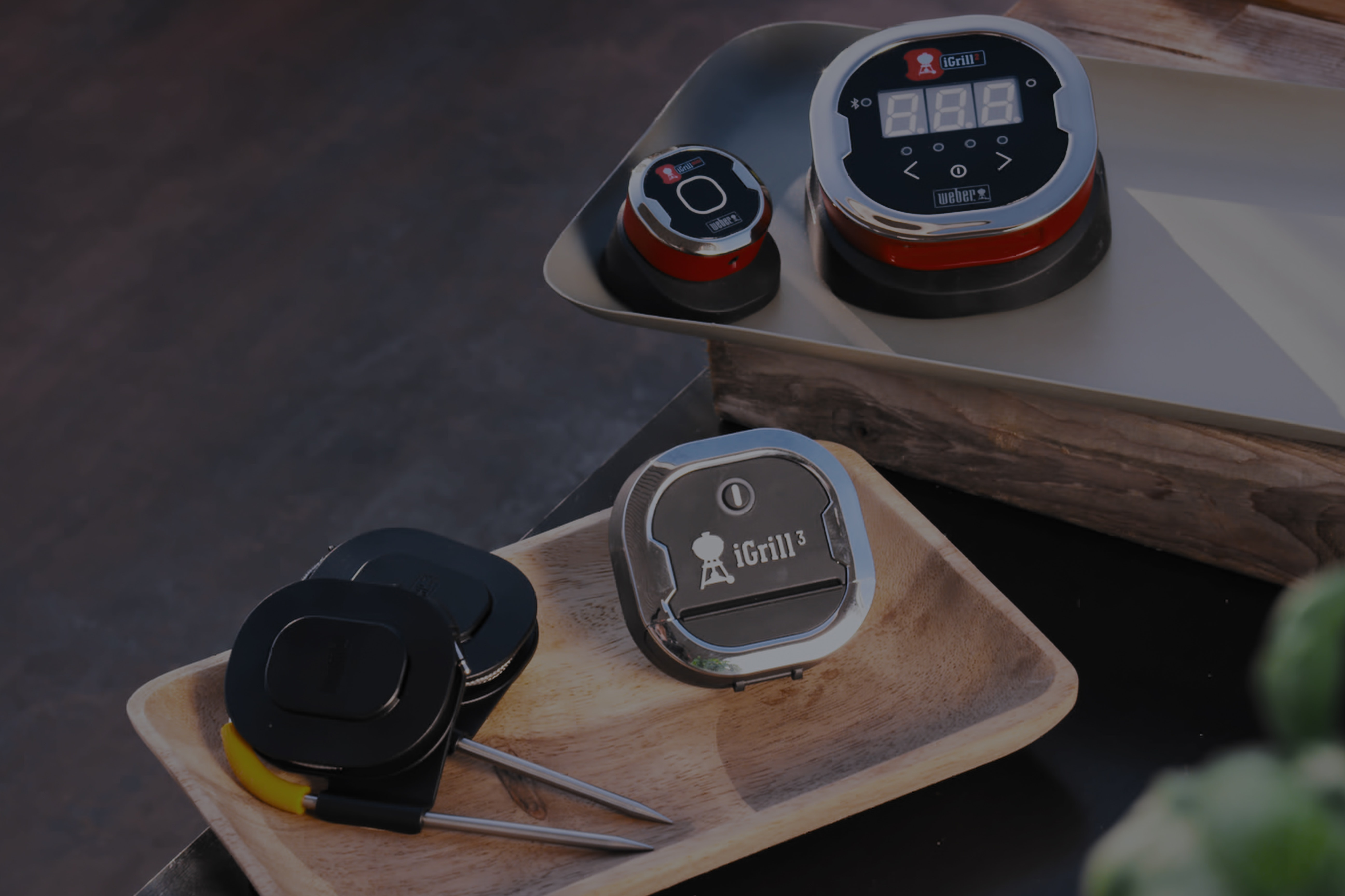 IGRILL APP-CONNECTED THERMOMETERS
