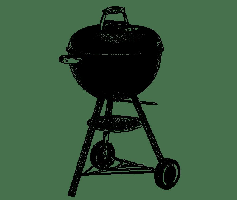 Support Weber Grills
