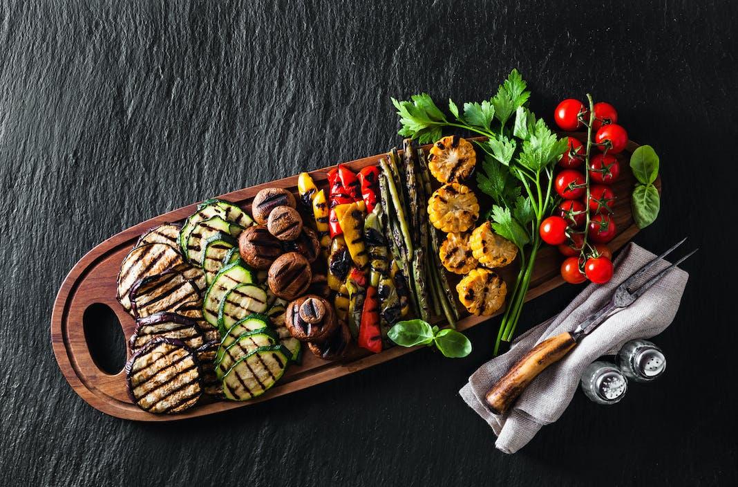 Bester Elektrogrill Natural : Vegetarisch grillen: fleischlose köstlichkeiten