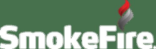 Smoke Fire Rgb Wordmark Reversed