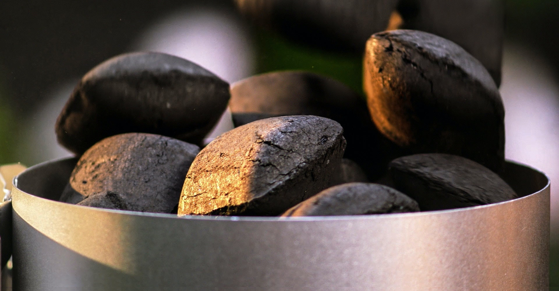 Introducing the NewWeber Briquettes