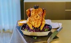 Winter Chicken Bewerkt