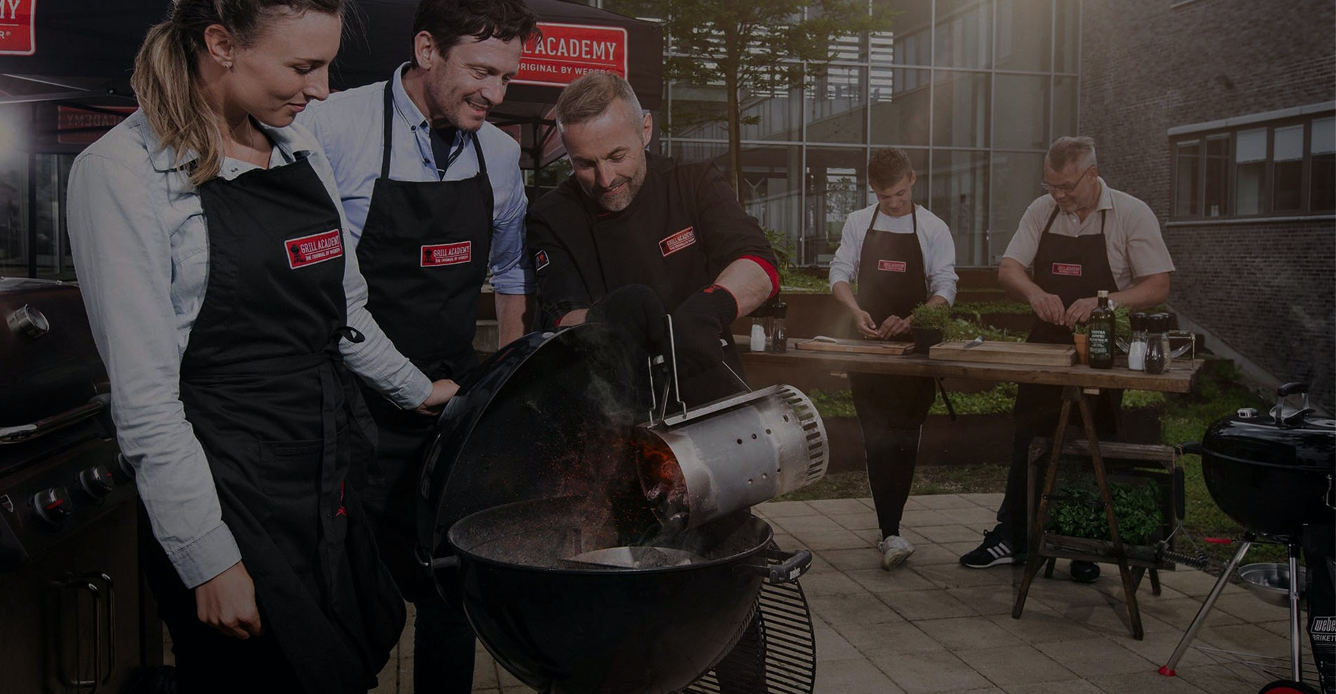 Get A Free Grill Academy Session (Worth SG$150)