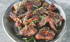 001 Smoked Chicken Wings Hoisin Hero Wgb 4248