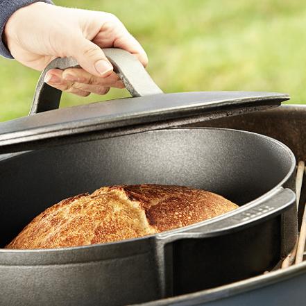 Weber Elektrogrill Wasser : Bauernbrot weber grill original