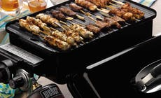 Brochettes De Poulet Citron Gingembre Barbecues Weber C Photo Rougereau Bd