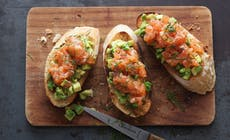 Bruschetta Food 1