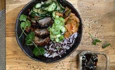 Char Siu Rice Bowl 2