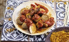 Currywurst Webers Basics