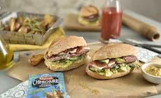 Burger Rosbeef Fumé Mayonnaise Chimichurri