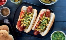 Chicago Style Hot Dogs Bd