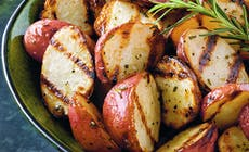 Roasted New Potatoes Bd