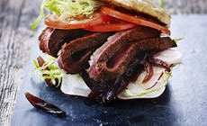 Flank  Steak  Burger 400X400