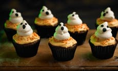 Ghostly Cupcakes 346X318