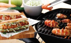 Hotdog De Homard Barbecues Weber Bd
