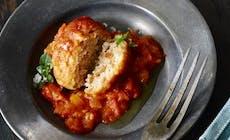 Meatballs In Tomato Sauce 346X318
