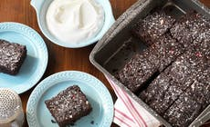 Pepermunt Brownies
