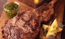 Steak Chimchurri Sauce  Weber  R2 0091