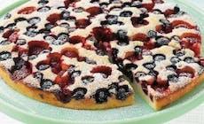 Summer Berry Clafoutis 346X318