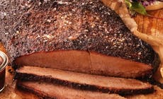 Texas Style Smoked Brisket  Weber  R3 0148