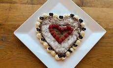 Valentinstag Riesencookie 6B