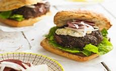 Venison  Burger  A 346X318